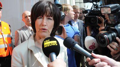 Onkelinx looft Yves Leterme als eerste minister