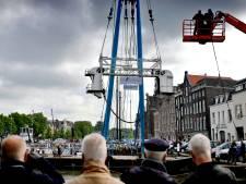 Straatmandok sneller dan verwacht terug op vertrouwde plek in Wolwevershaven