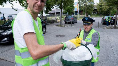 Vrijwilligers met beperking ruimen voortaan zwerfvuil