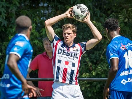 Abbel nadert zijn grote doel bij Willem II: 'Over een aantal momenten ben ik niet tevreden'