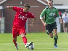 Jong FC Twente oefent tegen eersteklasser DETO
