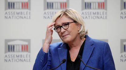 Le Pen wil naamsverandering partij Front National