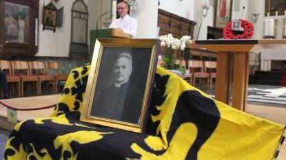Priester Frans Van Der Biest 75 jaar na dood nog niet vergeten
