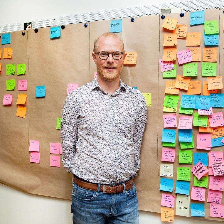 Maarten Geraets (35). Beeld null