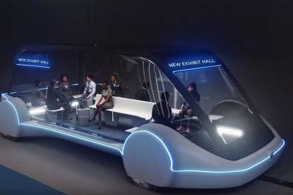 The Boring Company van Elon Musk is klaar met graven eerste tunnel in Las Vegas