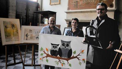 Kunstwerken vertellen verhaal van bijnamen inwoners