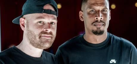 Rapduo Rico en Sticks is terug met show in Doornroosje