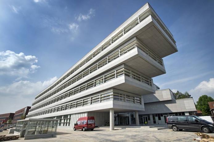 Het gebouw van de faculteit Educatie in Nijmegen.