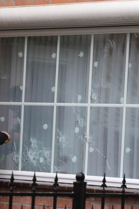 Rechter buigt zich over gebiedsverbod na beschieting van huis in Den Bosch
