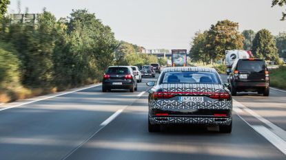 Deze auto rijdt zelfstandig. Wat moeten we ons daar nou precies bij voorstellen?