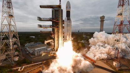 Indiase sonde nu echt op weg naar de maan