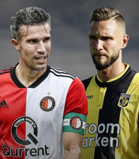 Win een uniek arrangement voor Feyenoord tegen Vitesse: met gesigneerd shirt