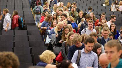 25.000 studenten UGent zullen in juni examen maken op campus
