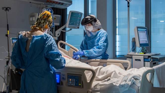 Corona-update Aalsterse ziekenhuizen: 2 doden, 62 coronapatiënten krijgen verzorging