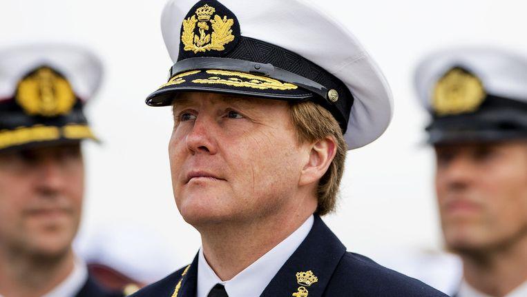 Koning Willem-Alexander Beeld null