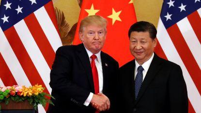 """Trump kondigt maatregelen aan tegen """"oneerlijke Chinese handelspraktijken"""""""