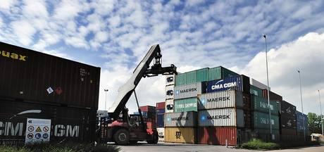 Nieuwe containerterminal Bergen op Zoom opent in 2019