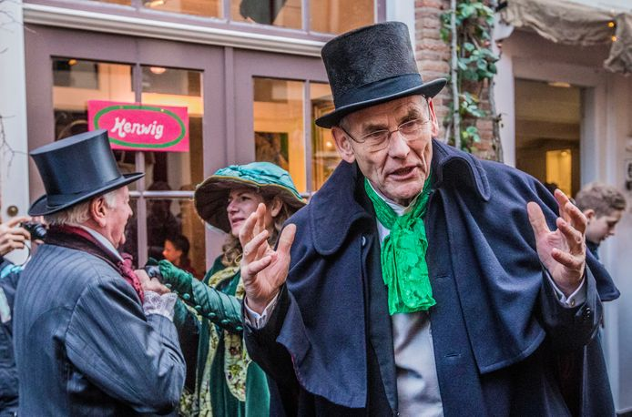 Dickens Festijn 2017 in Deventer.