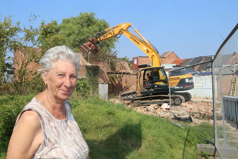 De bewoners zijn blij dat de ketels afgebroken zijn.