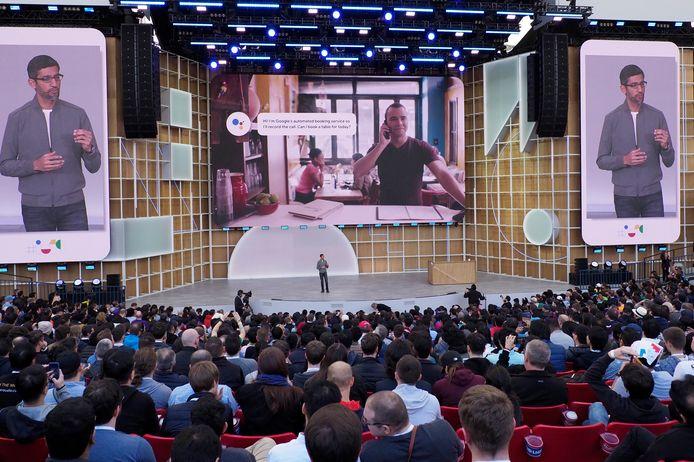 Techgigant Google introduceert een nieuwe telefoon, de Pixel 3A.