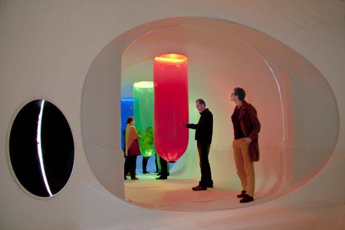 Installatie van Plastique Fantastique