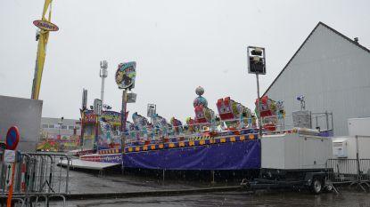 Attracties staan al (bijna) klaar voor carnavalskermis