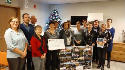 Zoetjes For Life brengt 2.080 euro op voor Sint-Franciscus