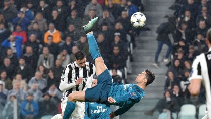 Omhaal Ronaldo mooiste doelpunt van vorig seizoen in Europese competities