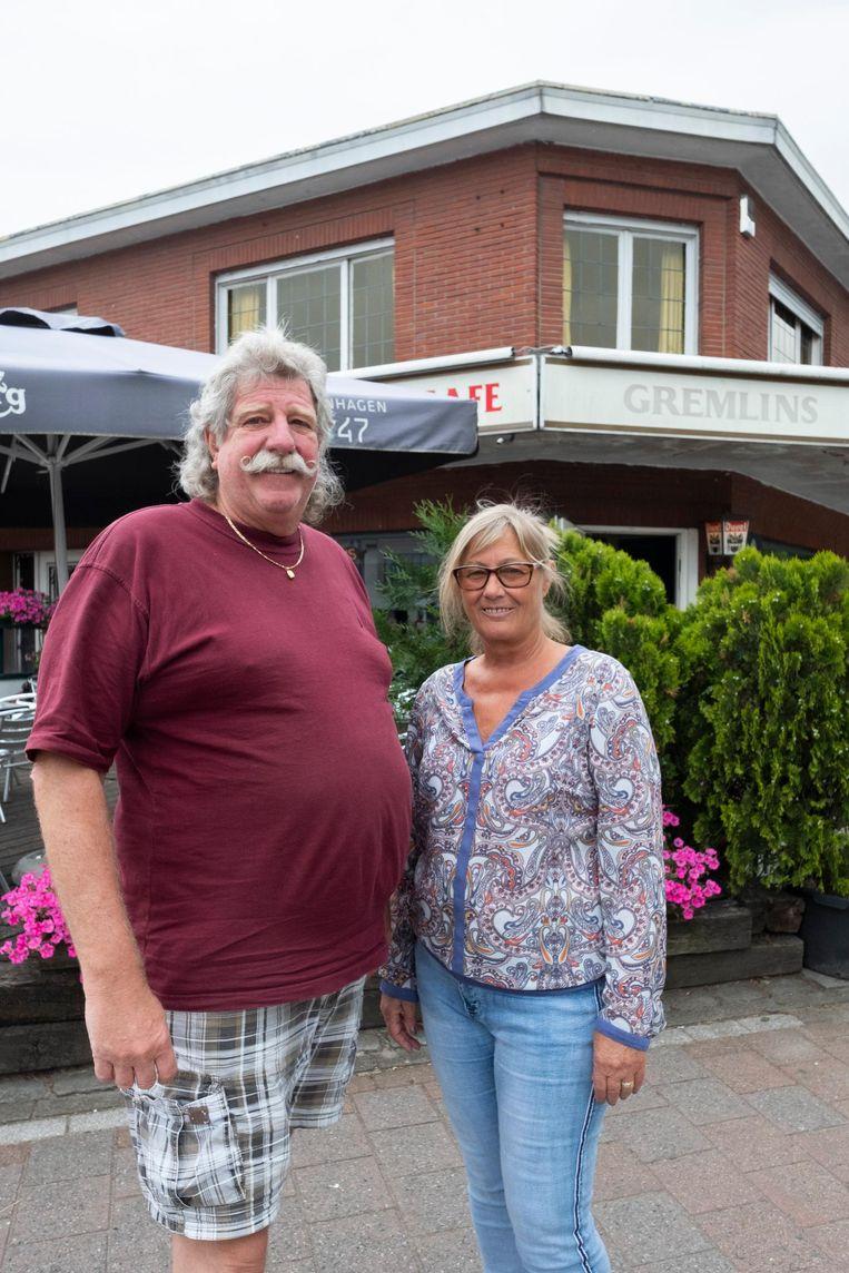 Luc Van tongerloo en Chantal Verwerft van Gremlins.