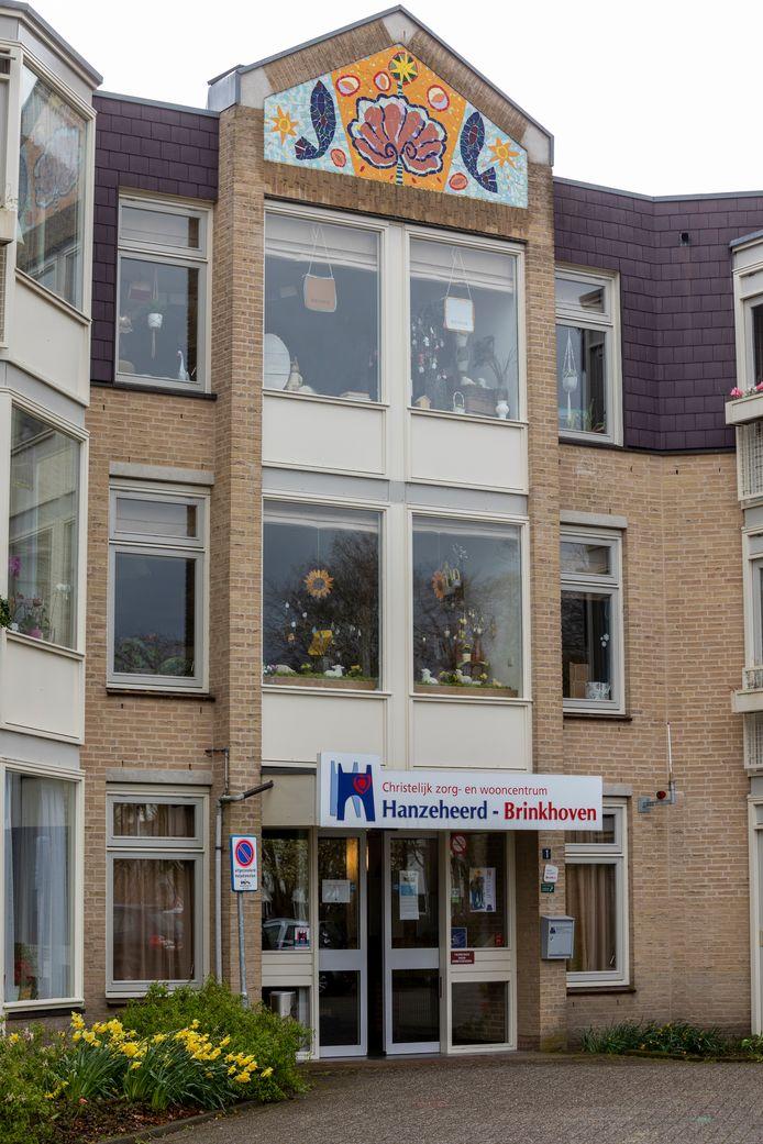 Het woonzorgcentrum Brinkhoven in Heerde.