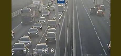 Sluipverkeer mijdt A1: files bij Gorssel en Epse