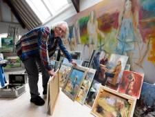 Amateurschilder uit Bladel wint prijs: 'Schilderen is een onvoorspelbaar proces'