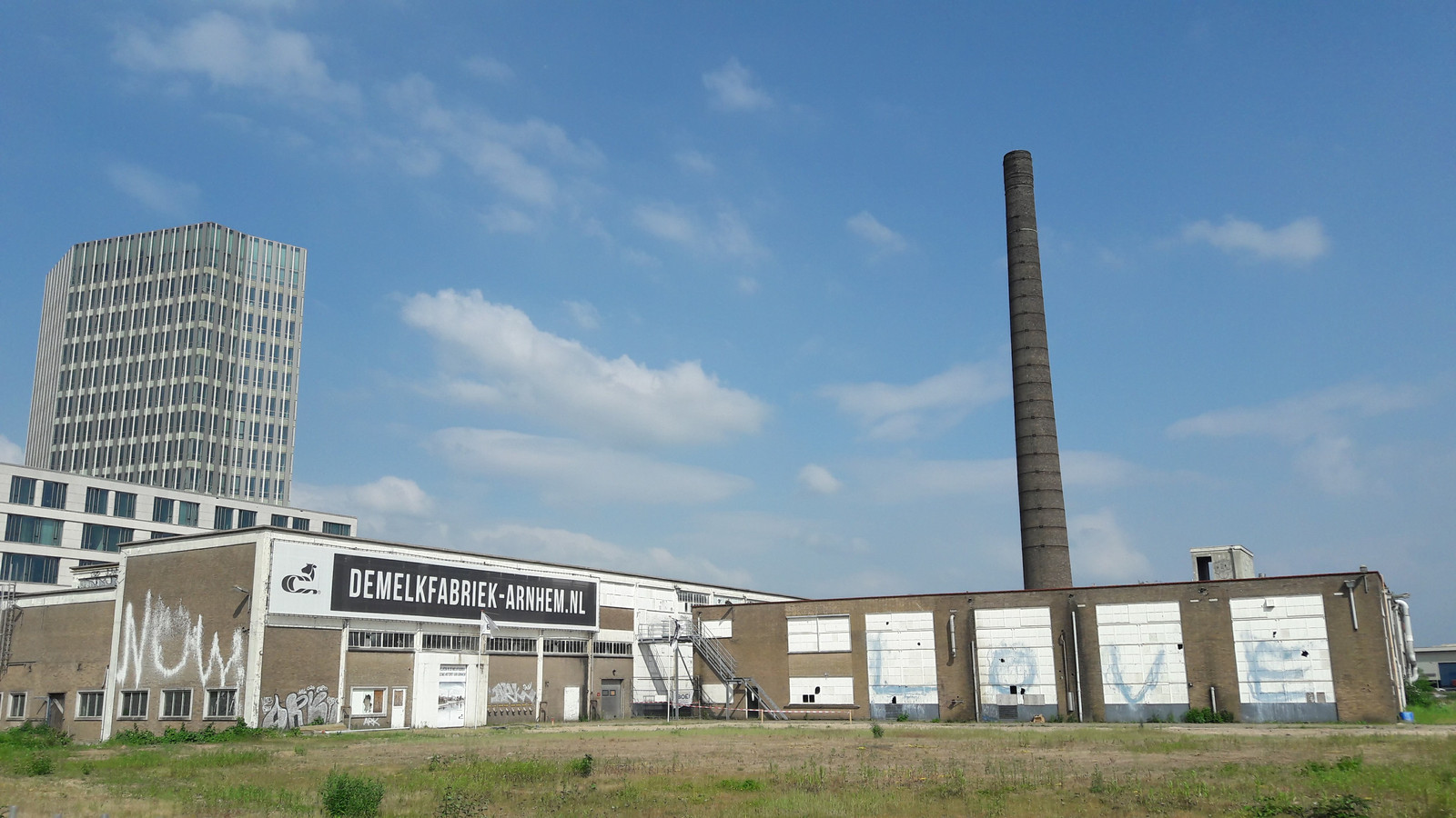 De Melkfabriek in Arnhem.