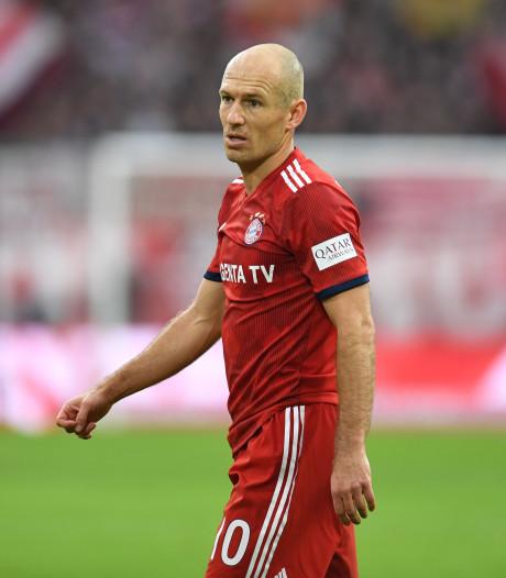 Waarom Robben met lood in de schoenen naar Anfield gaat