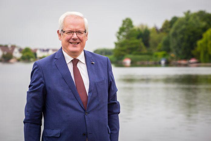 Govert Veldhuijzen is nu nog waarnemend burgemeester.