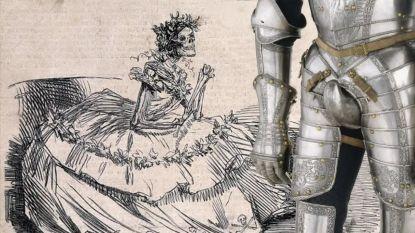 5 bizarre modetrends uit de tijd van toen