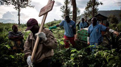 Drie leden gedood van team dat ebola bestrijdt in Congo