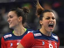 Nederland moet tegen Noorwegen twee niveaus hoger handballen