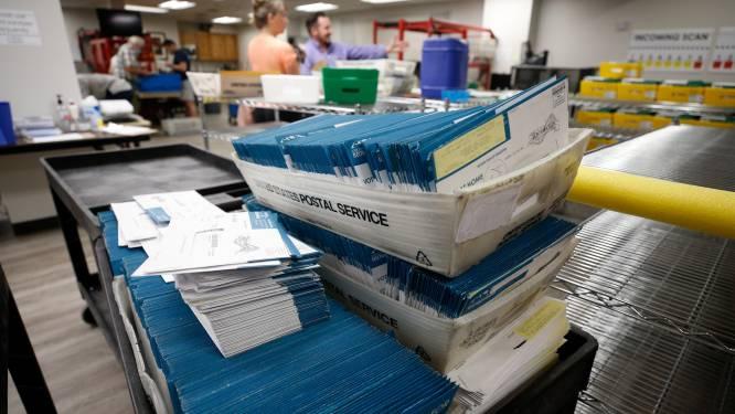 Postdienst VS weigert 300.000 achtergebleven stemmen op te sporen