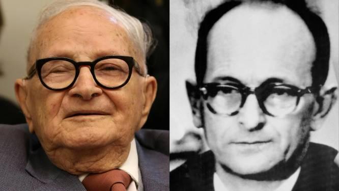 Ex-Mossad-agent die arrestatie Holocaust-architect leidde, overleden op 92-jarige leeftijd