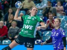 Handbalster Myrthe Schoenaker tekent voor twee jaar in Blomberg