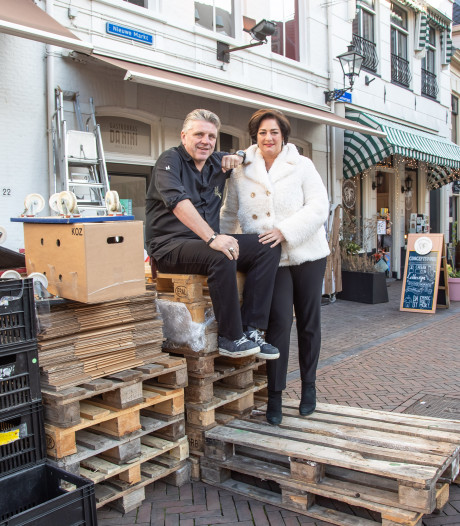 Hier komt de nieuwe Zwolse brasserie van Jonnie en Thérèse Boer
