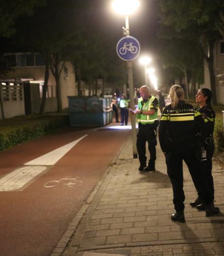 Scooterrijder zwaargewond als hij tegen container op fietspad botst in Bergen op Zoom