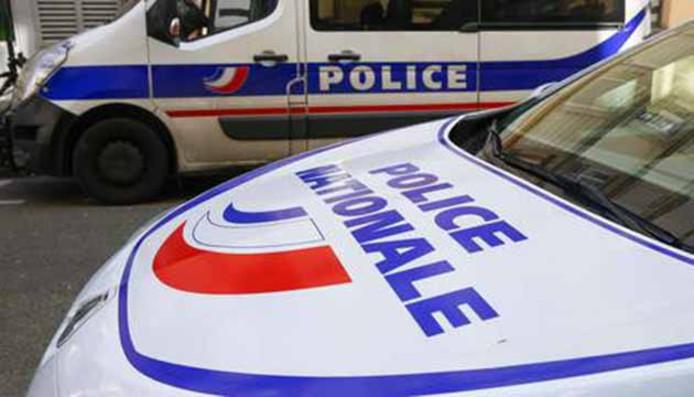 Photo d'illustration: voiture de police française