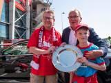 Voetbalwereld feliciteert FC Twente
