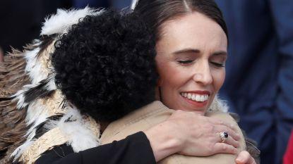 Nieuw-Zeeland herdenkt slachtoffers terreuraanslagen Christchurch