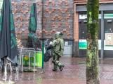 Wapenexpert over nieuwe granaat bij Bruut in Zwolle: 'Opgehangen als dreiging, niet om slachtoffers te maken'
