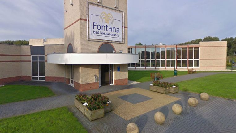 Kuurcentrum Fontana. Beeld Streetview