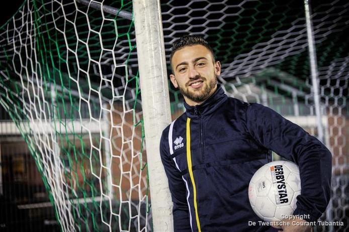 """Jozef Samoel: """"Laat mij maar lekker bij Aramea met mijn vrienden voetballen en met deze groep nog mooie stappen maken."""""""