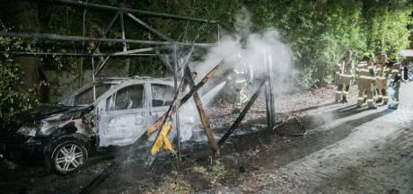 Slaat Arnhemse pyromaan weer toe? Politie onderzoekt volgende autobrand